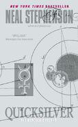 Cover of Quicksilver (book) Mass PB 9780060833169