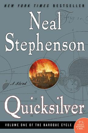 Cover of Quicksilver Trade PB 9780060593087