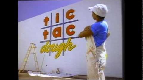 Tic Tac Dough 1990 Promo 2 Patrick Wayne