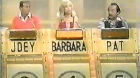 Break the Bank Jack Barry's premiere, pt