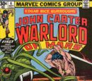 Warlord of Mars (Marvel) : Issue 4