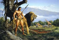 Tarzan and Jad Bal Ja