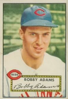 Bobby Adams 52topps-249