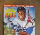 Ken Griffey, Jr./Magazine covers