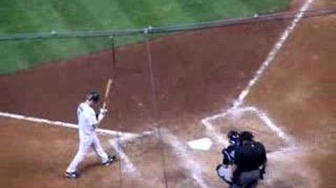 Craig Biggio's 3,000 hit