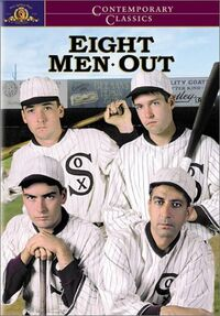 Eight Men Out DVD cover