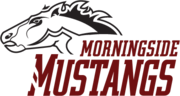 Mustangs logo red