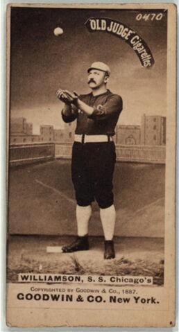 File:Ned Williamson Baseball Card.jpg
