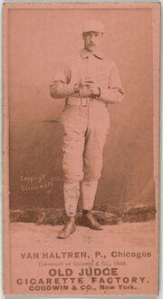 George Van Haltren OF