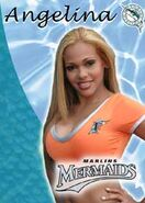 Angelina 2004 Marlins Mermaids
