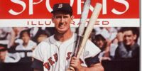 Ted Williams/Magazine covers