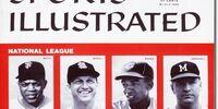 Willie Mays/Magazine covers