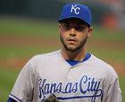 Kansas City Royals first baseman Eric Hosmer