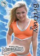 Britney 2004 Marlins Mermaids