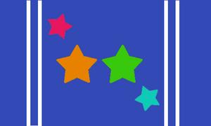 Shinraba Flag