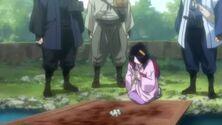 Gyoubu's funeral