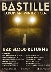 Europe Winter Tour