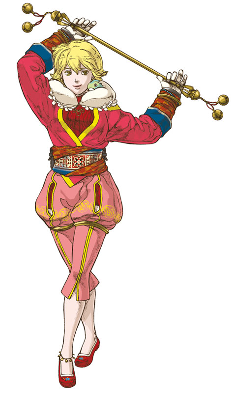 Baten Kaitos / Characters - TV Tropes