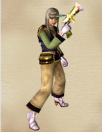 Valara (Fight 1) (Origins)