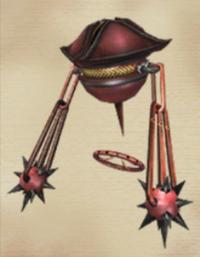 Masterless Battle Machina (Origins)
