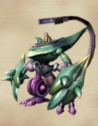 Machina Arma- Razer (Fight 1) (Origins)