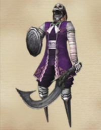 Skeleton Warrior (Origins)