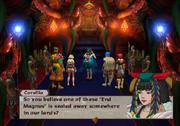 Corellia's Palace throne room