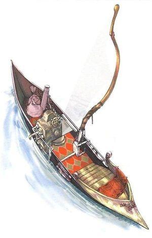 Lyude's Boat