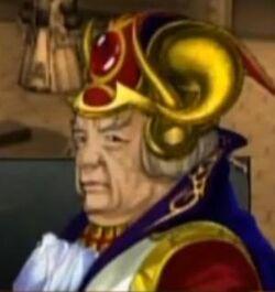 Olgan, Emperor-portrait
