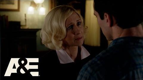 Bates Motel Norma Tells Alex That Norman is Coming Home (S4, E7) A&E
