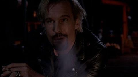 Bates Motel Sheriff Romero Threatens Zane (S2, E4)