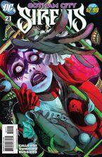 Gotham City Sirens 21