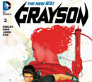 Grayson (Volume 1) Issue 2