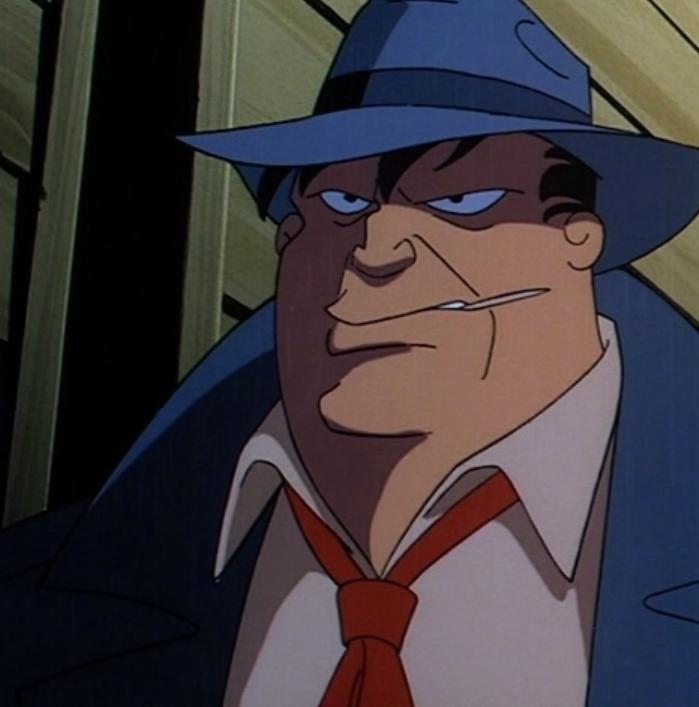 Harvey Bullock Dc Animated Universe Batman Wiki