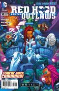 Red Hood and The Outlaws Vol 1-10 Cover-1