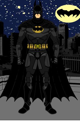 File:Batman Watching Gotham.png