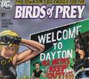 Birds of Prey Issue 97