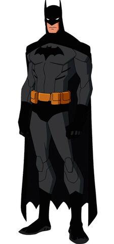 Batman Young Justice