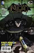 Beware the Batman Vol 1-6 Cover-1