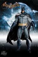 DC Direct Arkham Asylum Figures - Batman 0001