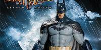 Batman: Arkham Asylum Action Figures