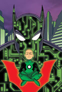 Batman Beyond Vol 6-4 Cover-2 Teaser