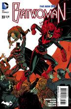 Batwoman Vol 1-33 Cover-2