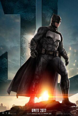 File:Justice League - Movie Poster (Batman).jpg