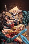 Teen Titans Vol 5-19 Cover-1 Teaser