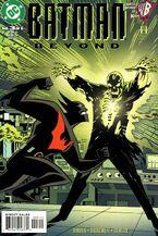 Batman Beyond V1 03 Cover