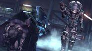 Arkham city mr freeze screen 3
