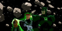 Batman: The Brave and the Bold Episode 1.10: The Eyes of Despero!