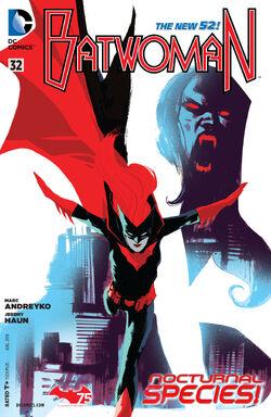 Batwoman Vol 1-32 Cover-1