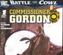 Battle for the Cowl: Commissioner Gordon
